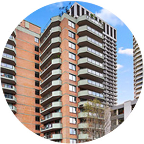 Somerville strata managed property - 17-25 Wentworth Avenue, Sydney