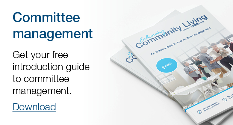 PICA Group committee management guide