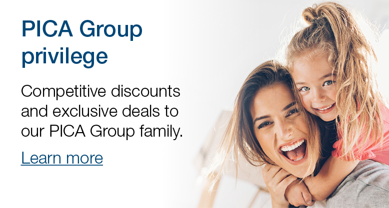 PICA Group customer offers